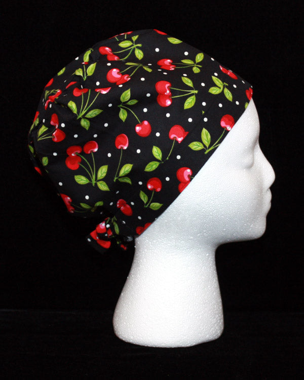 A Cherry on Top Scrub Hat