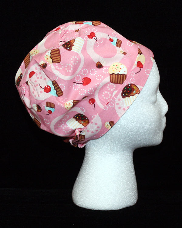Sweet Treats Scrub Cap