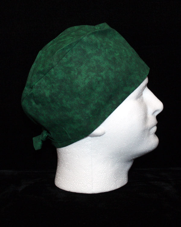 MENS - Dark Green Solid