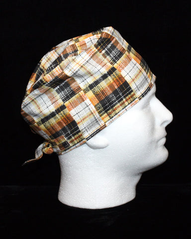 MENS - Plaid Design