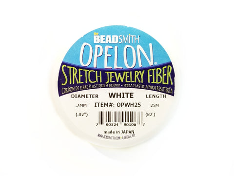 Stretch Jewelry Fiber, Opelon, 0.7mm | 日本彈性魚線, 水晶線, Opelon, 0.7mm