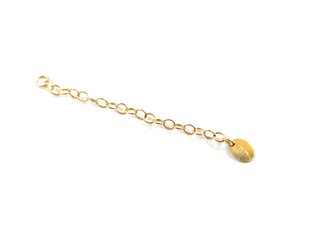 Extension Chain, 14K Gold-filled, 1 Piece | 14K注金鏈尾, 1條