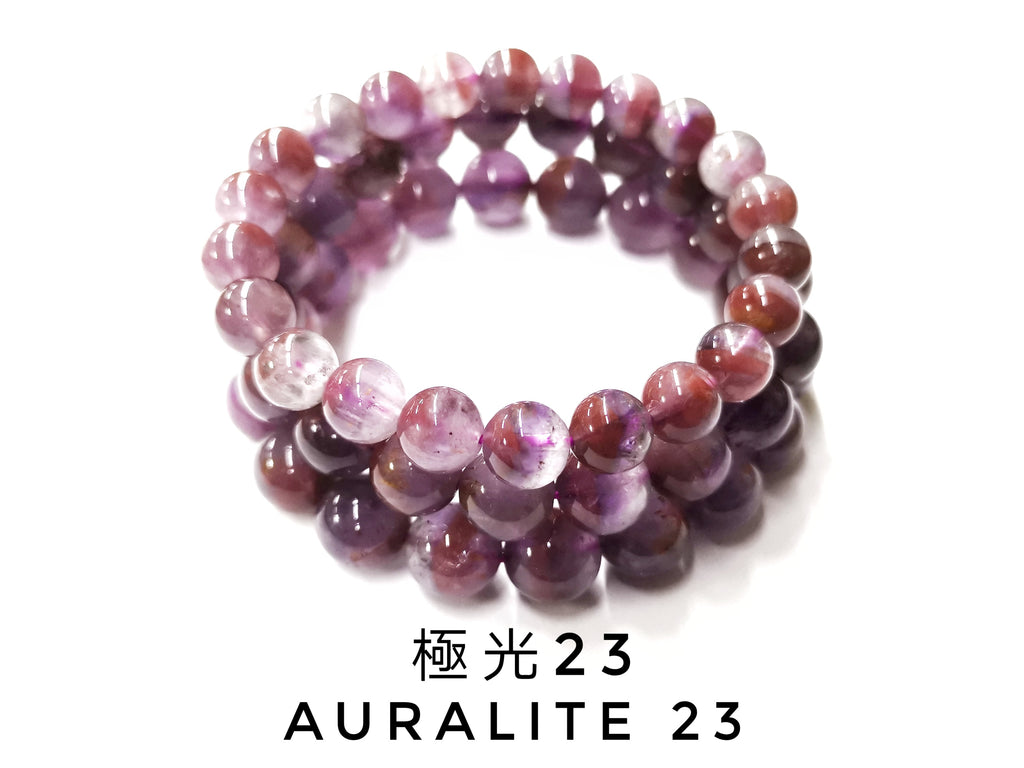 Auralite 23, Bracelet, Single-Loop Elastic | 極光23, 單圈手鏈