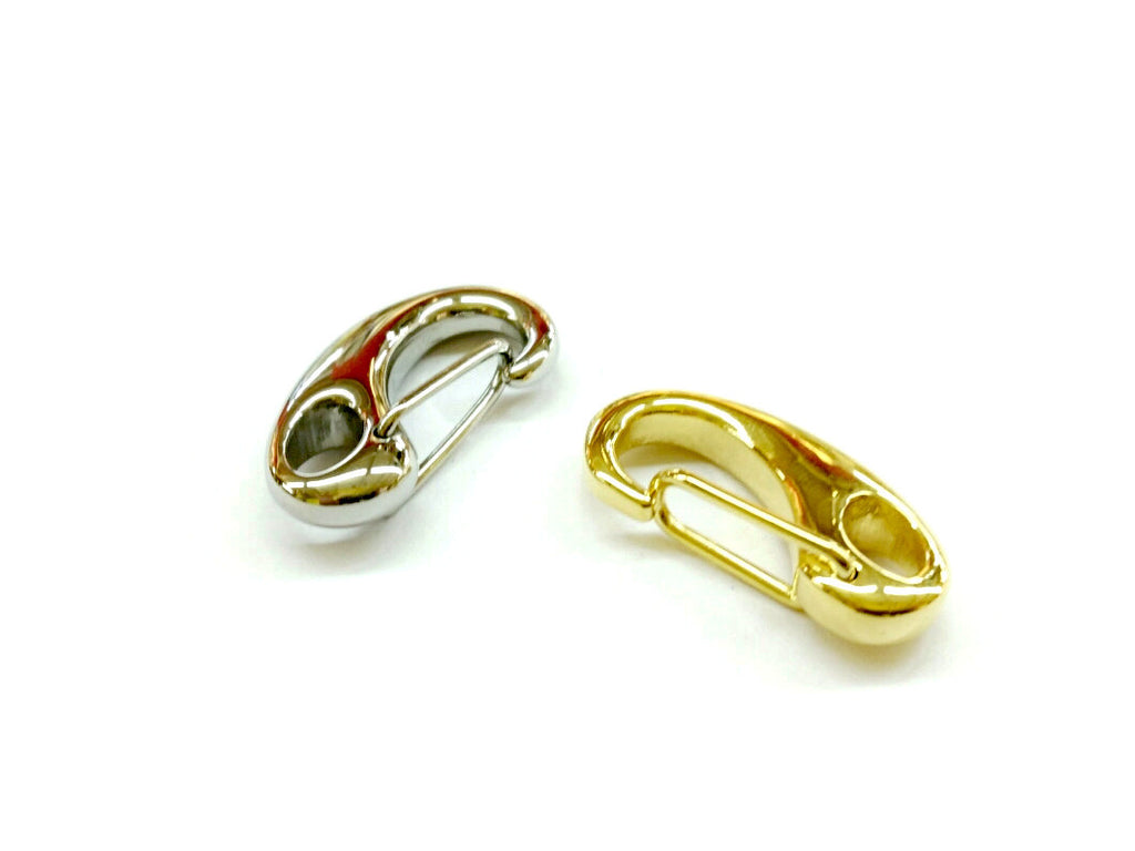 Stainless Steel Lobster Clasp, 13x26mm, Price Per Piece - amakeit bead 天富