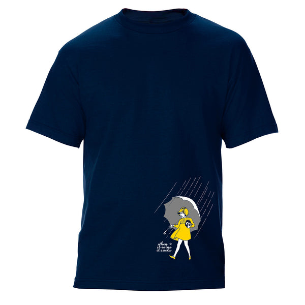 Jeremy Wray Rain Girl t-shirt