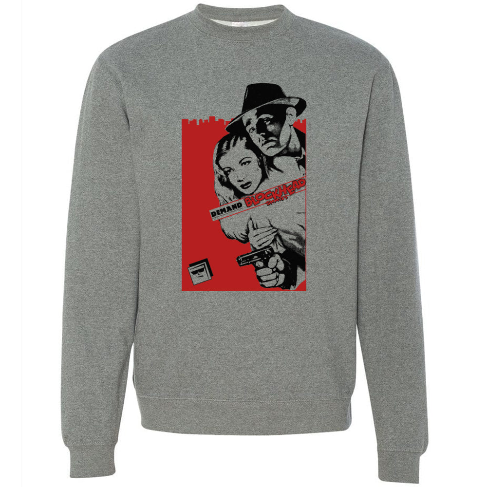 Demand Blockhead crew sweatshirt - Only a couple available