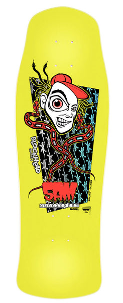 Sam Cunningham Evil Eye reissue 2020 - Pre-Order July 13th at 5 PM!