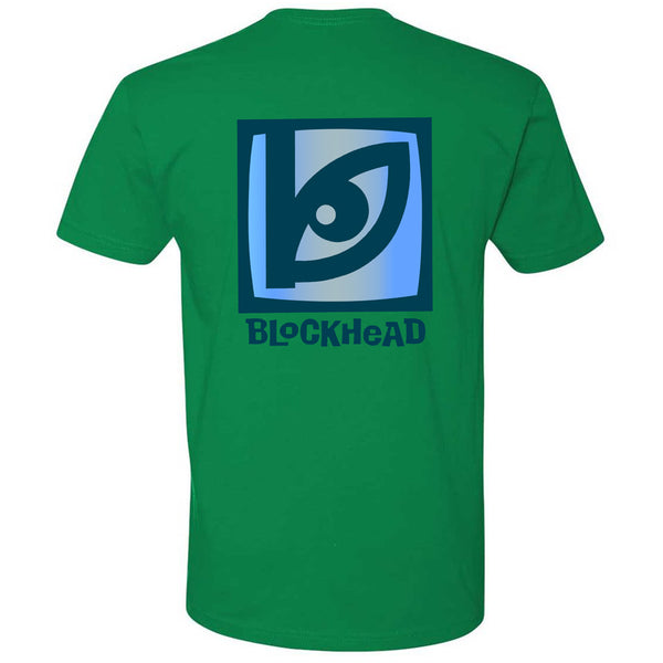 Eye Logo T-shirt - Super limited green - last chance