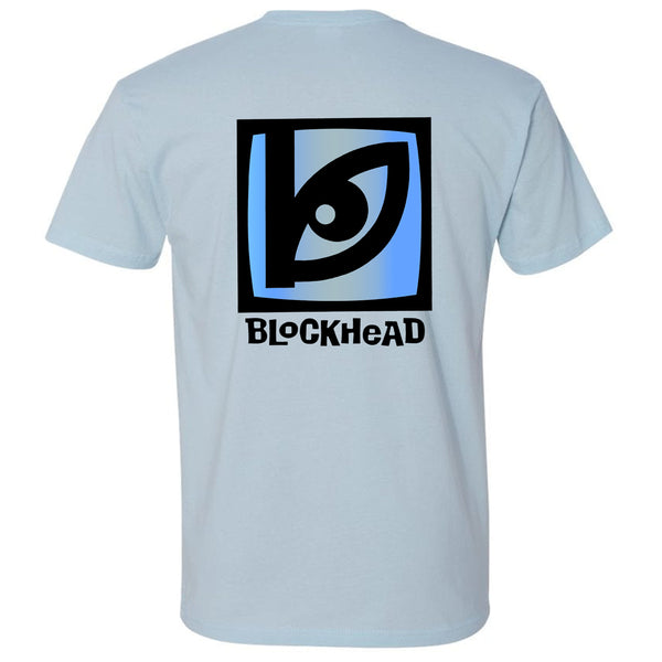 Eye Logo T-shirt - Premium - Light Blue or Black
