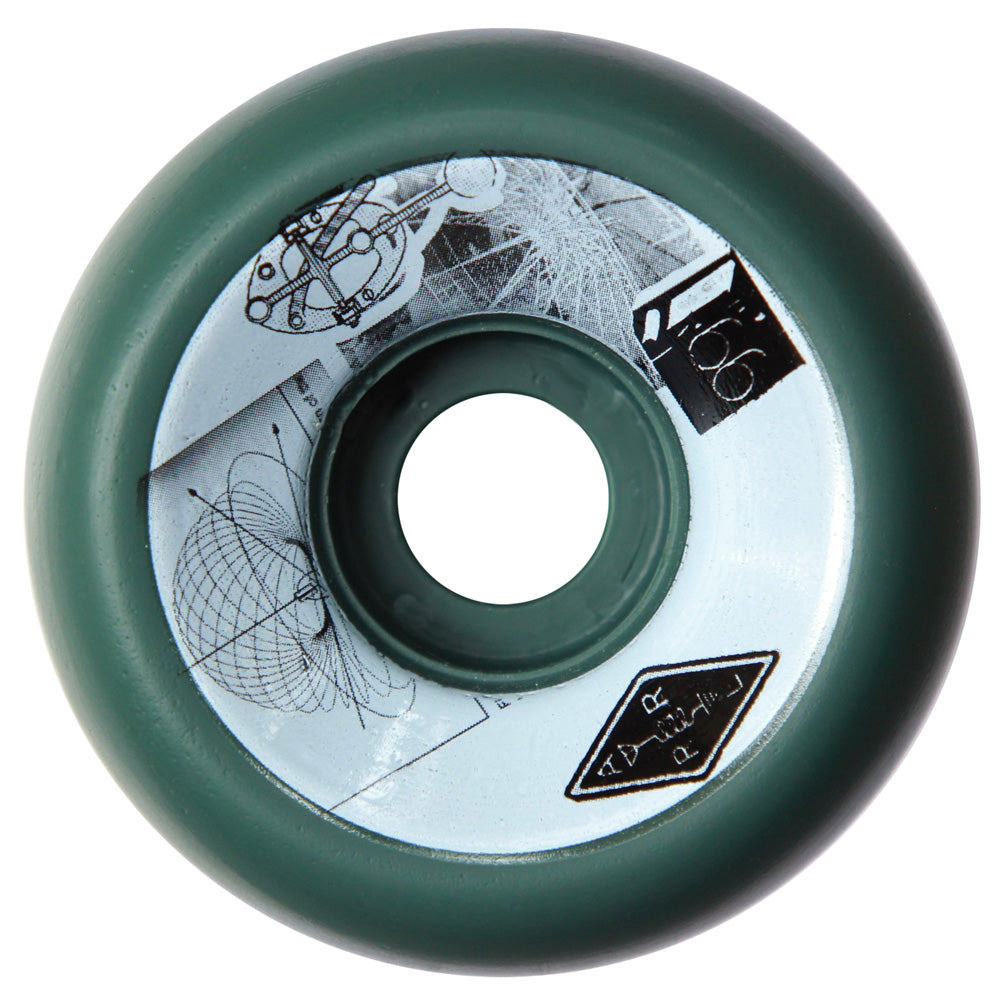 GGI Wheels 59.5mm - 95a