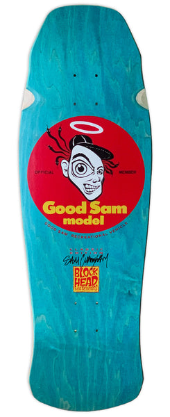 "NEW! Sam Cunningham ""GOOD"" reissue rider - SOLD OUT"