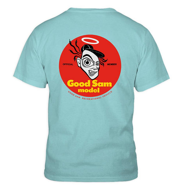 "Sam Cunningham ""GOOD"" reissue T-shirt - OVERSTOCK SALE!"