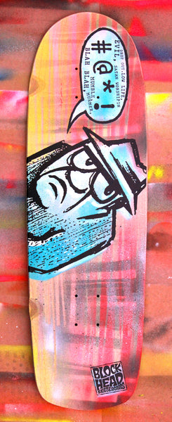 Grumpy Man Custom Spray Painted Streetstyle 1 - ONLY A COUPLE LEFT!