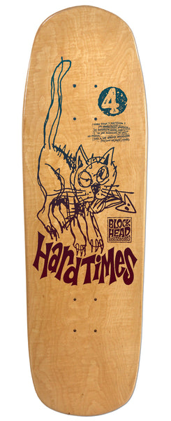 Hard Times 4 reissue - (NOT FANCY)