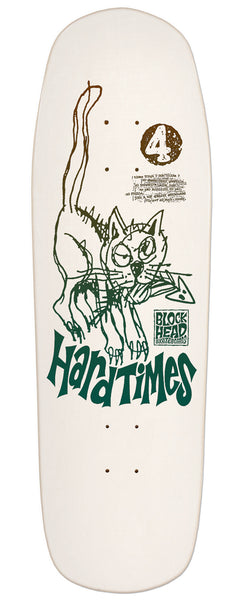 Hard Times 4 reissue - rider - ONLY ONE LEFT!
