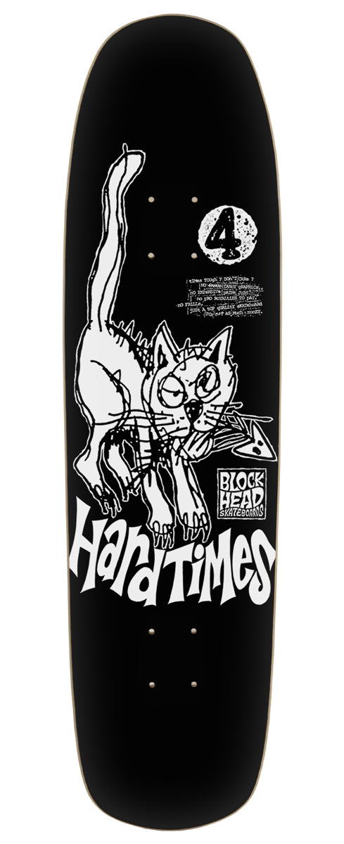"Hard Times 4 modern 8.3"" • AVAILABLE NOW!"