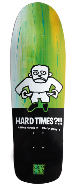 "HARD TIMES 2XU - Special Edition ""Acid Rain"" (Reissue Shape)"