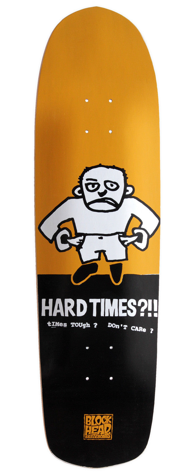 "HARD TIMES 2XU modern 8.75"" - SOLD OUT"