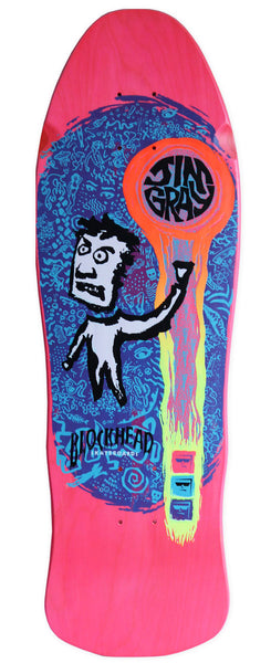 Jim Gray 1 - Reissue - Pink Super Ltd. Edition (SOLD OUT)