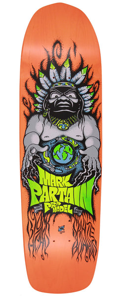 "Mark Partain ""Indian World"" modern - SOLD OUT"