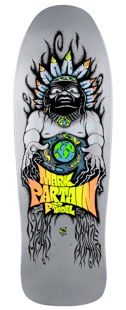 "Mark Partain ""Indian World"" reissue 2021 - encore batch - SOLD OUT"