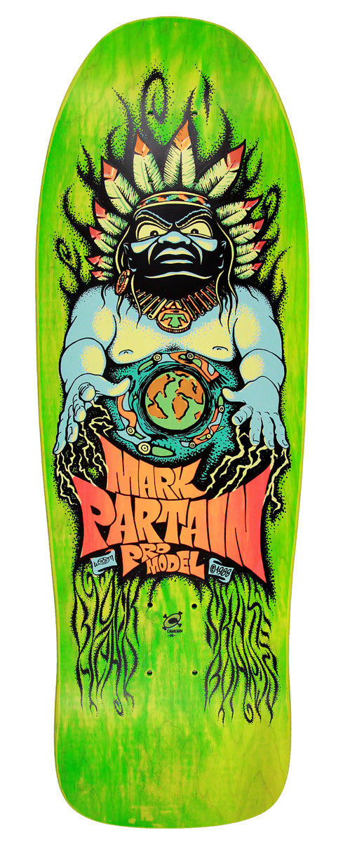 "Mark Partain ""Indian World"" reissue 2020 - SOLD OUT"