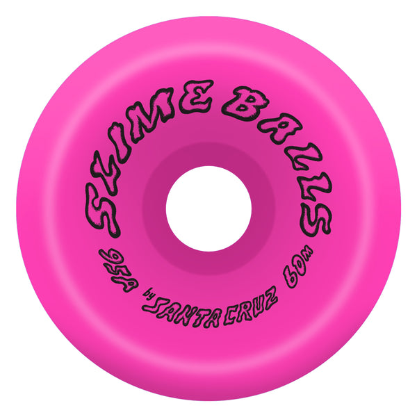 60mm Scudwads 95a Slime Balls Wheels - pink or yellow
