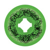 60mm Wolf Vomit Speedwheels Reissue - Green 95a Slime Balls Wheels