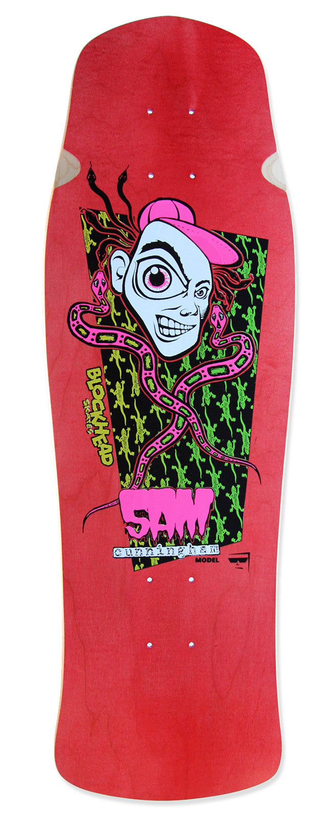 "Sam Cunningham ""Evil Eye"" 7-Ply - sold out"