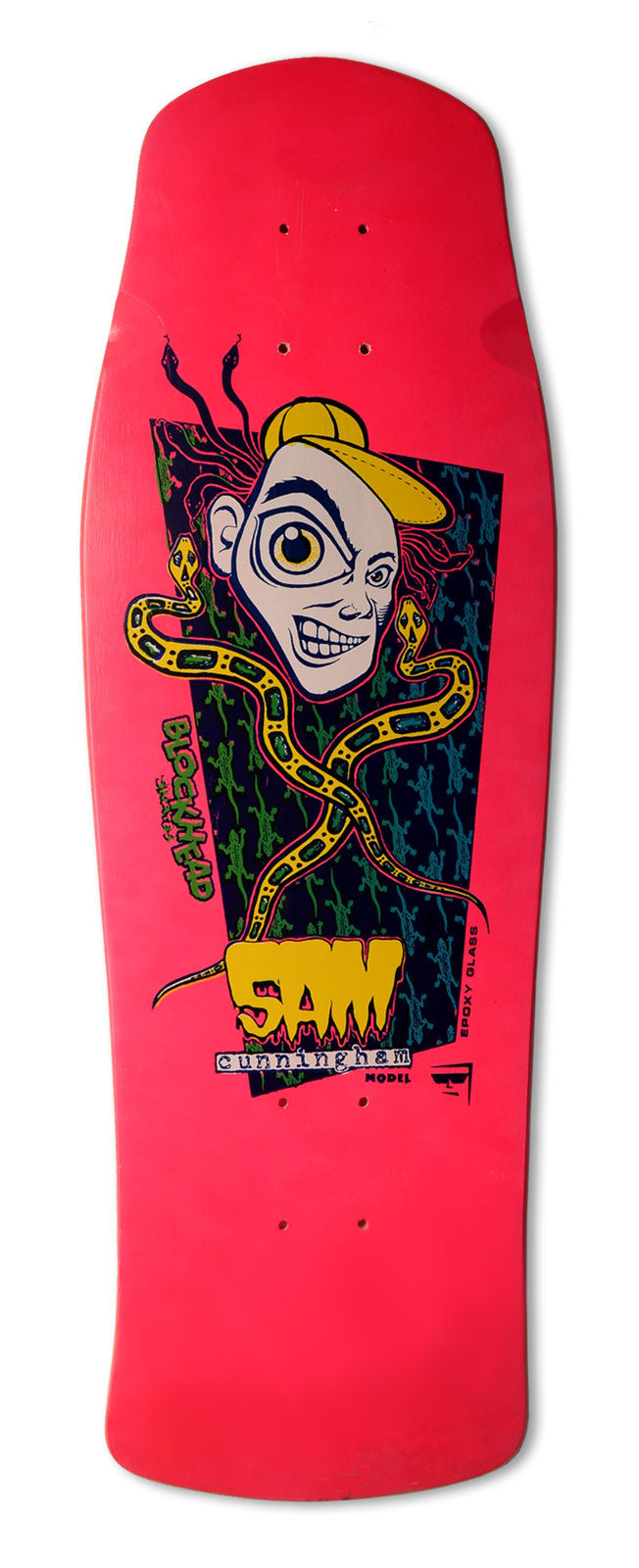 Sam Cunningham #2 (Evil Eye) - SOLD OUT