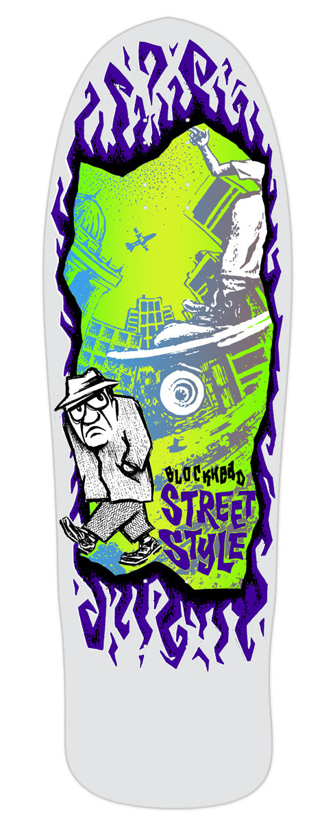 Streetstyle 3 (Grumpy Man) Reissue - ONLY A COUPLE LEFT!