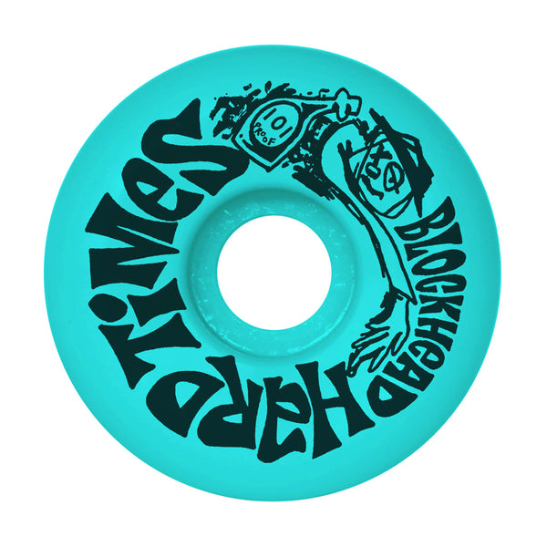 Hard Times Wheels - 57mm - Free Bandana!