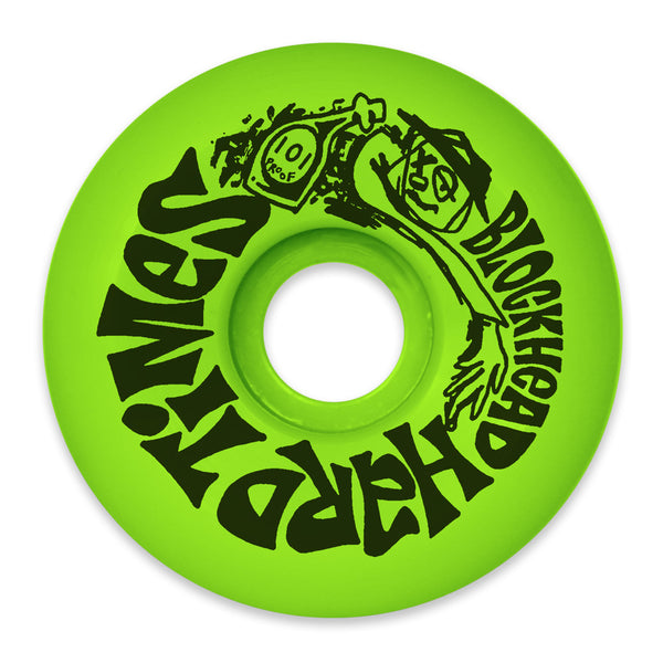 Hard Times Wheels - 60mm - Free Bandana!