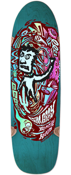 "Jim Gray ""Angry Man"" #2  modern 9.5"" - SOLD OUT"