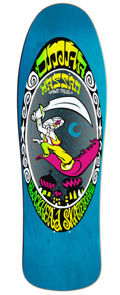 "Omar ""Magic Carpet"" #2 reissue Pre-Order Now!"