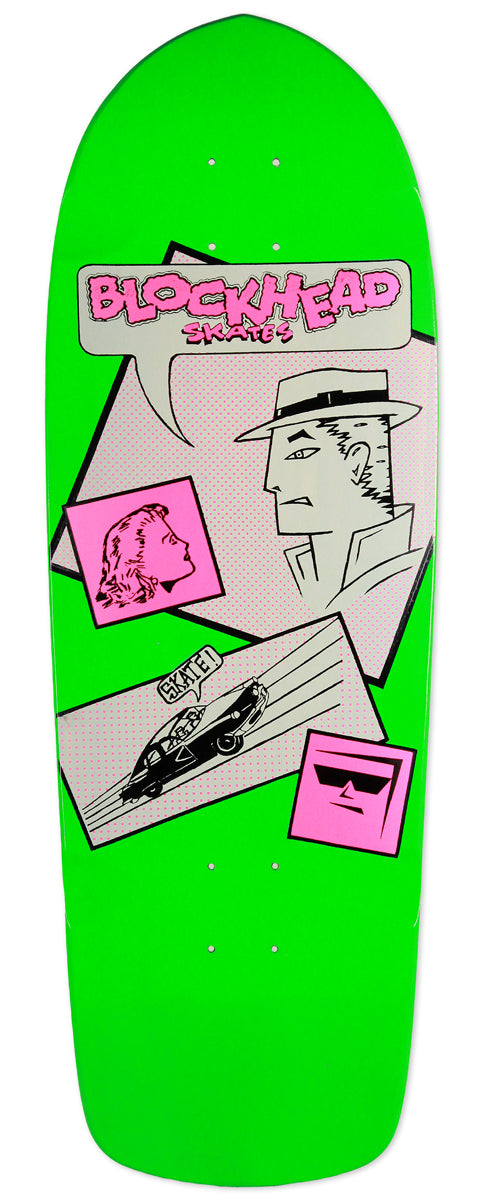 Rebel Rider reissue - day-glo pink or green - only 48 made! - Order 4/28 @ 4pm
