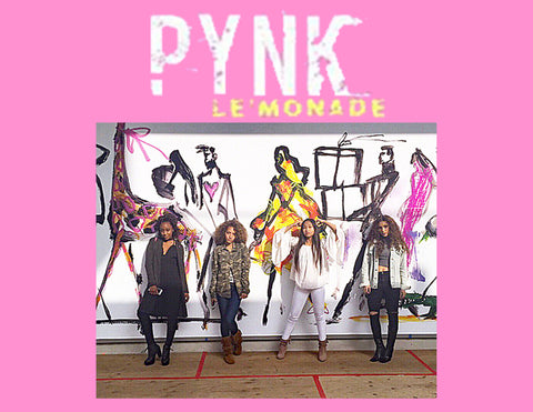 New Pop Group Pynk Le'Monade!!!