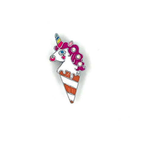 Unicorn Ice Cream Jewel - American Jewel - yummy gummy