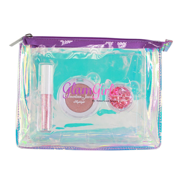 Travel Makeup Bag - American Jewel - yummy gummy