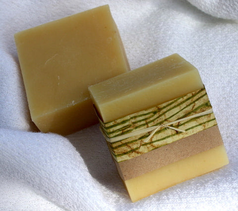 Lemon & Olive Oil Soap