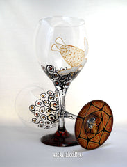 Wine Glasses & Goblets