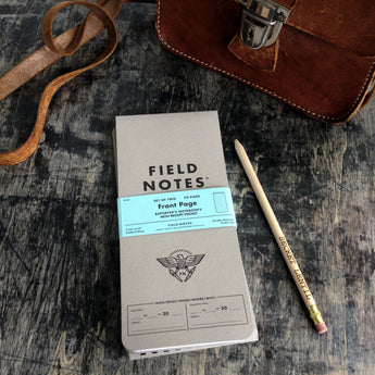 Six Reasons You Are Probably Going To Like Field Notes