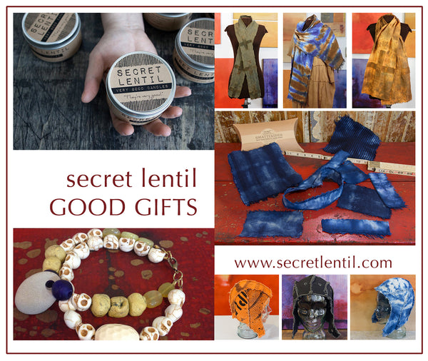 Secret Lentil GOOD GIFTS