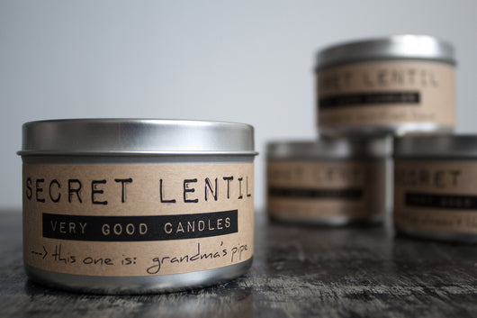Grandma's Pipe - Very Good Candle from Secret Lentil
