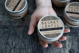 secret lentil Very Good Candles
