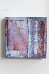 "Door Number Three (6x6"") Michael Burton"
