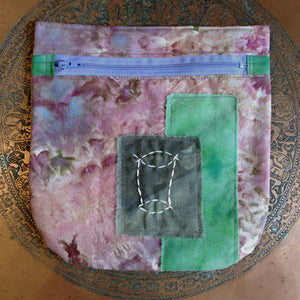 crammit pouch (antique rose, olive, spearmint, periwinkle)