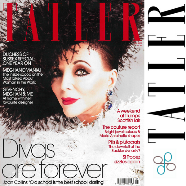TATLER May 2019 - We're in May's issue yay!