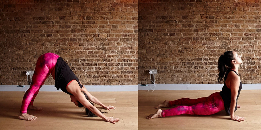 Beginners guide to 6 common yoga styles