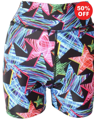 Candygalaxy Active Wear Shorts Active